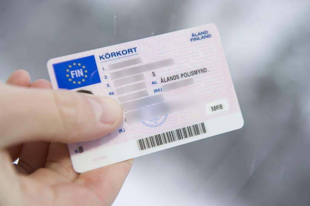 Köp norge körkort