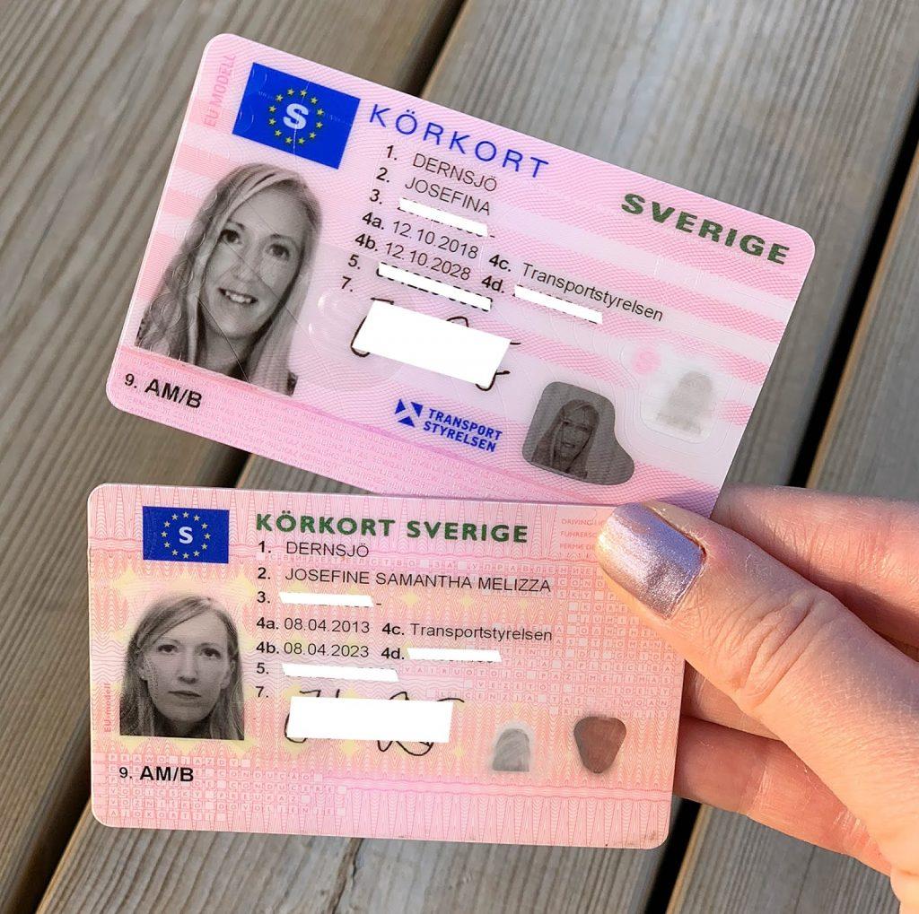 Köpa Körkort utomlands