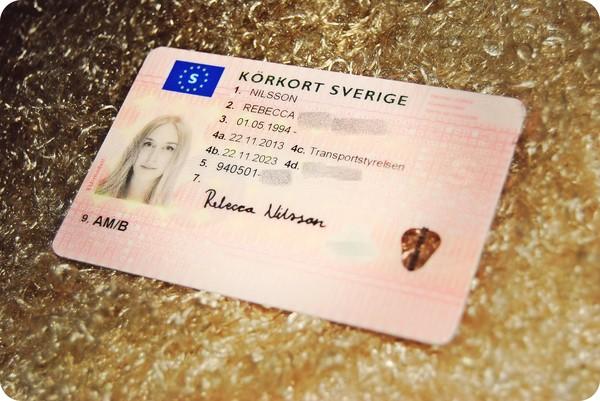Köpa Körkort inom EU