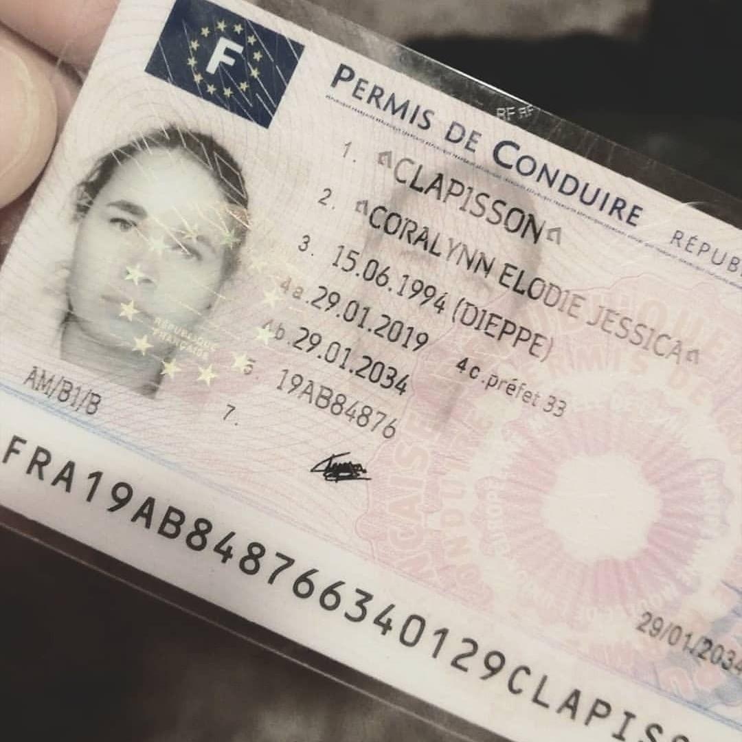 köp fransk körkort